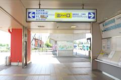 芝山千代田駅より01