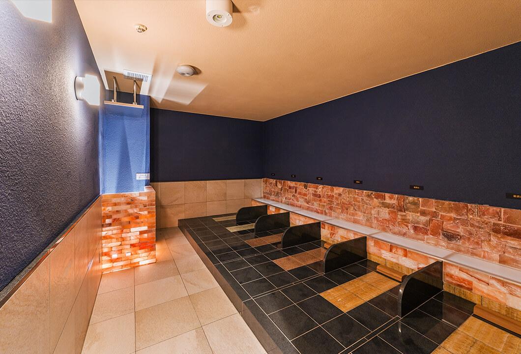 Ladies only Stone-Sauna Room