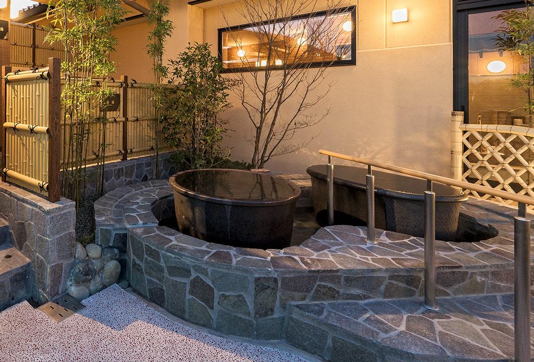 Pot Bath